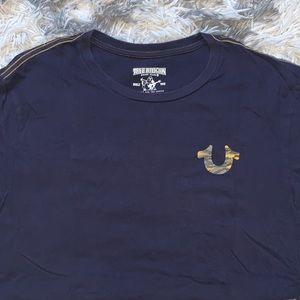 Men's true religion Camo shirt